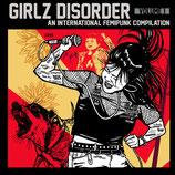V.A. - Girlz Disorder Volume 1 - LP