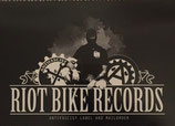 Riot Bike Records - Sticker