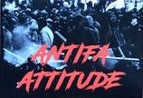 Antifa Attitude 1 - Aufkleber [20 Stück]