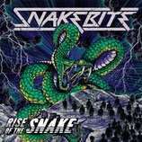 "Snakebite - Rise Of The Snake - 12"" + MP3"