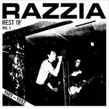 Razzia - Rest of 1981 -1992 Vol. 1 - 12""