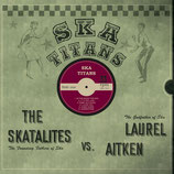 Laurel Aitken vs The Skatalites - Ska Titans - LP