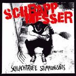 """Schrappmesser - Schlachtrufe Stimmungshits - 12"""" + MP3"""