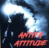 Antifa Attitude 2 - Aufkleber [20 Stück]