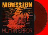 Nierenstein - Human Error - LP + MP3
