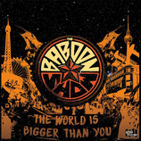 "Baboon Show, The - The World Is Bigger Than You - 12"" + MP3"