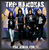"""Ramonas, The - You Asked For It - 7"""""""