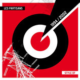Les Partisans - Style Off 1994 / 2002 - LP