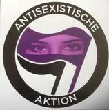 Antisexistische Aktion - Aufkleber [20 Stück]