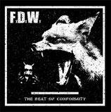 Fox Devils Wild - The Beat Of Conformity - LP