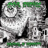 Social Enemies - Downfall Of Humanity - LP
