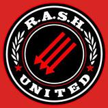 R.A.S.H. United - Aufkleber [20 Stück]