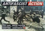 Antifascist Action - Aufkleber [20 Stück]