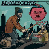 "Adolescents - La Vendetta - 12"" + MP3"
