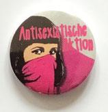 Antisexistische Aktion - Button