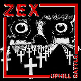 "Zex - Uphill Battle - 12"" + MP3"
