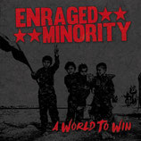 Enraged Minority - A World To Win - LP + MP3