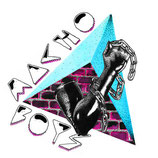 Macho Boys - s/t - LP