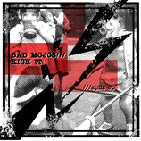 Kick It! / Bad Mojos - Split - 7""
