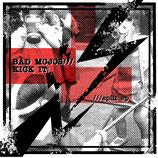 """Kick It! / Bad Mojos - Split - 7"""""""