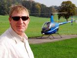 60 Minuten Helikopter - Schnupperflug