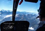 St. Anton am Arlberg - 30 Min. Rundflug für 5 Personen