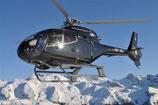 75 Min. Rundflug Jungfraujoch