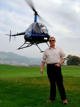 45 Minuten Helikopter - Schnupperflug