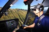 40 Minuten Helikopter - Schnupperflug