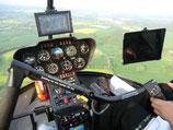 30 Minuten Schnupperflug Robinson R44