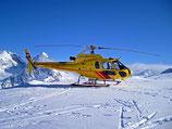 Samedan / St. Moritz - 60 Min. Rundflug für 5 Personen inkl. Gletscher