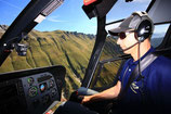 Helikopter selber fliegen Basel