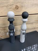 quilles en bois modèle unique réalisation Samedi le relooking