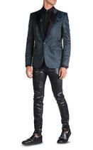 Just Cavalli Exclusive Blazer Sakko Metall-Optik S03BN0097 N38484