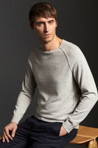 Kiefermann Cashmere Pullover Theo Silver 42023