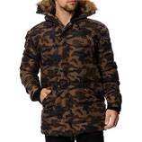 Japan Rags  Camouflage Parka