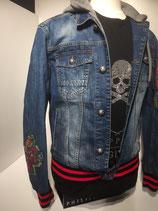"Denim Jeans Jacke ""Fallow"" P17CMDB0035 PDE020N"