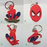 Spiderman Key Chains