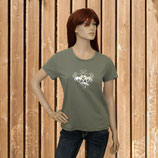 Cavallo Damen Shirt Kaja, Cavallo Kurzarm T-Shirt