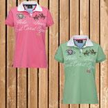 HV Polo Shirt Halliday, HV Polo Kurzarm T-shirt, Poloshirt