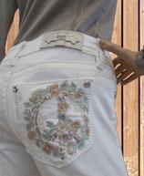 Miss Me Jeans, Skinny, M3082S2 weiß