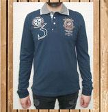 HV Polo Shirt Gazo Langarm
