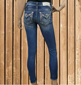 Miss Me Jeans Hailey Skinny, M3448S