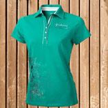 Pikeur Damen Shirt Cecil, Pikeur Kurzarm T-Shirt, Poloshirt