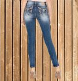 Miss Me Jeans Damen, Hailey Skinny, M2717S