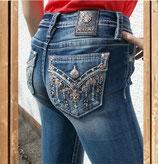 Miss Me Jeans Chloe Boot, M3657B