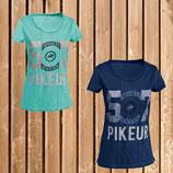 Pikeur Damen Shirt Belén,  Pikeur Kurzarm T-Shirt, Pikeur Shirt