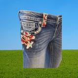 Miss Me Jeans Damen, Skinny, JP7258S3