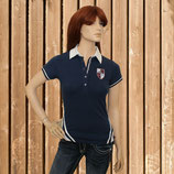 Equi Théme Polo Shirt, Kurzarm T-Shirt, Jersey Polo Shirt
