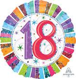 18 Geburtstag Holografisch von Anagram
